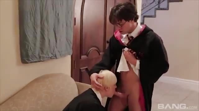 Harry Potter Porn Fuck - Harry Potter Porn Movie Part 5