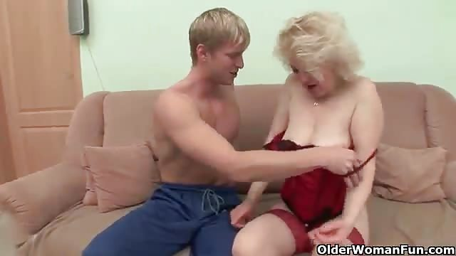 Young Stud Empties His Load