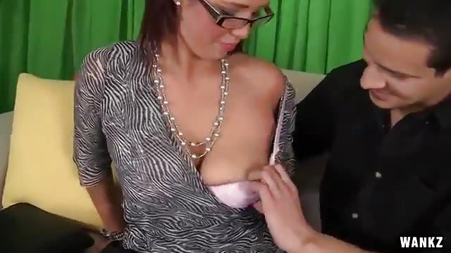 pierwszy czarny anal porno