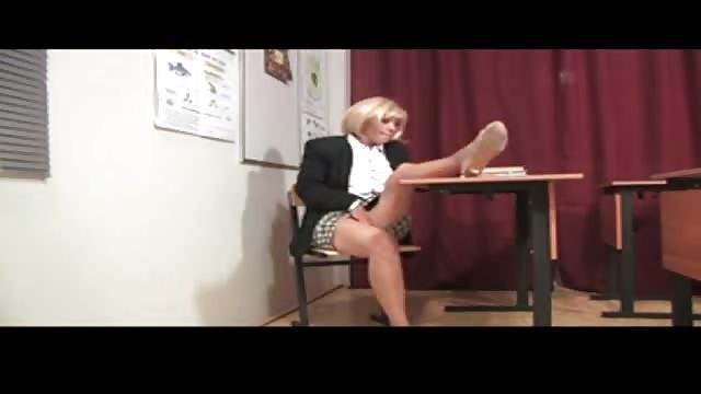 Blonde Lehrerin Heiße Milf Gratis Sextube,