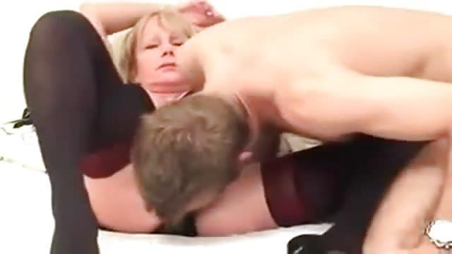 Mama Z Synem Porno